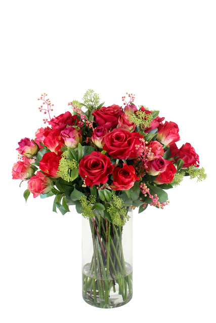 http://www.flower-genie.co.uk/profile/Mixed Roses