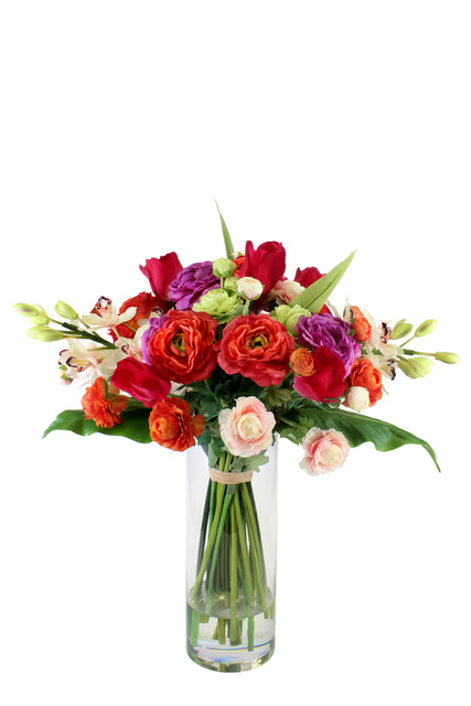 https://www.flower-genie.co.uk/profile/Rose / Ranunculus / Orchid Mix