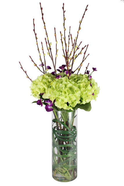 https://www.flower-genie.co.uk/profile/Hydrangea / Orchids / Pussy Willow