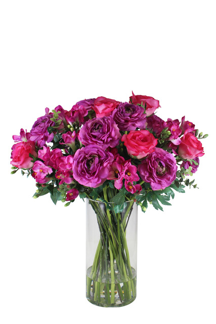 https://www.flower-genie.co.uk/profile/Rose / Freesia Mix