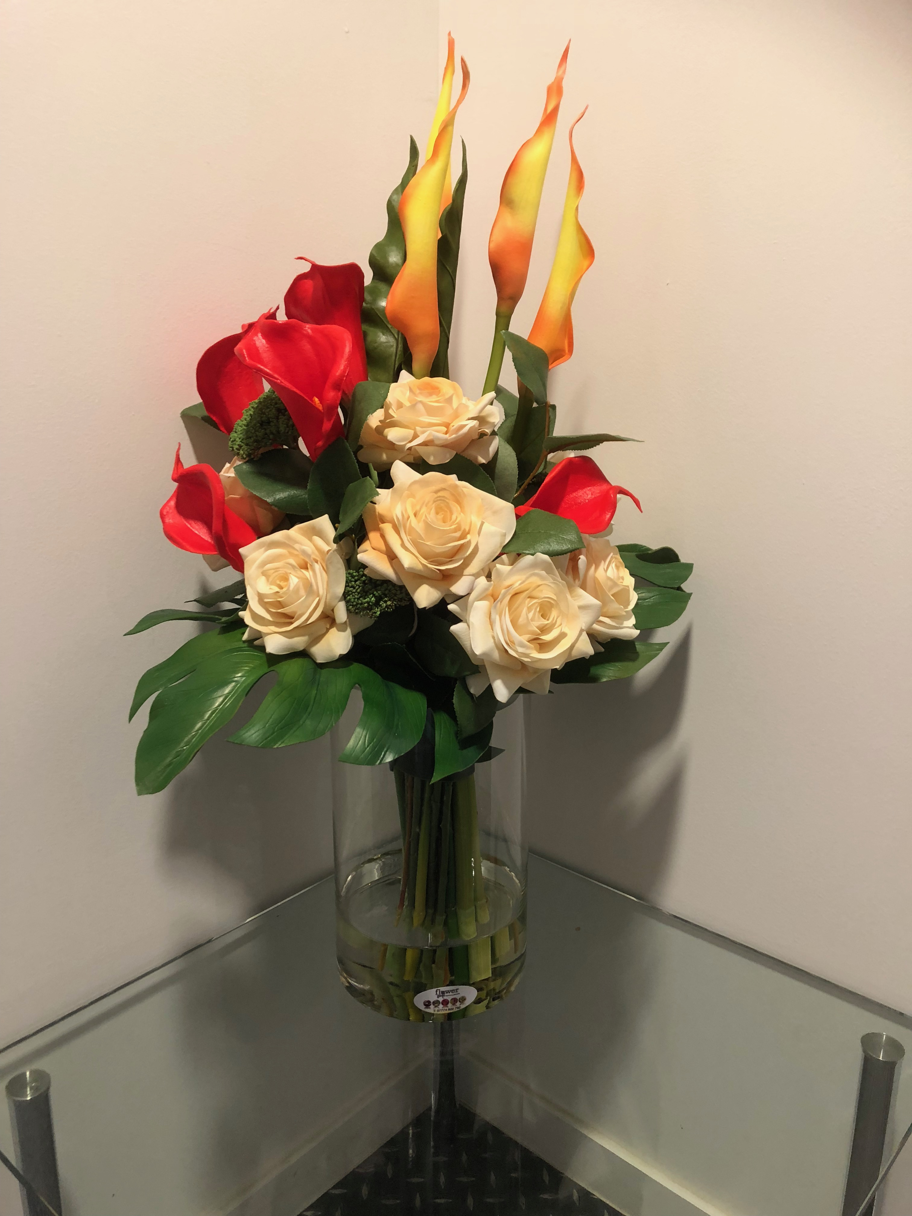 https://www.flower-genie.co.uk/profile/Calla Lily / Rose