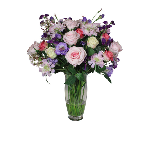 https://www.flower-genie.co.uk/profile/Mixed Rose and Lisianthus
